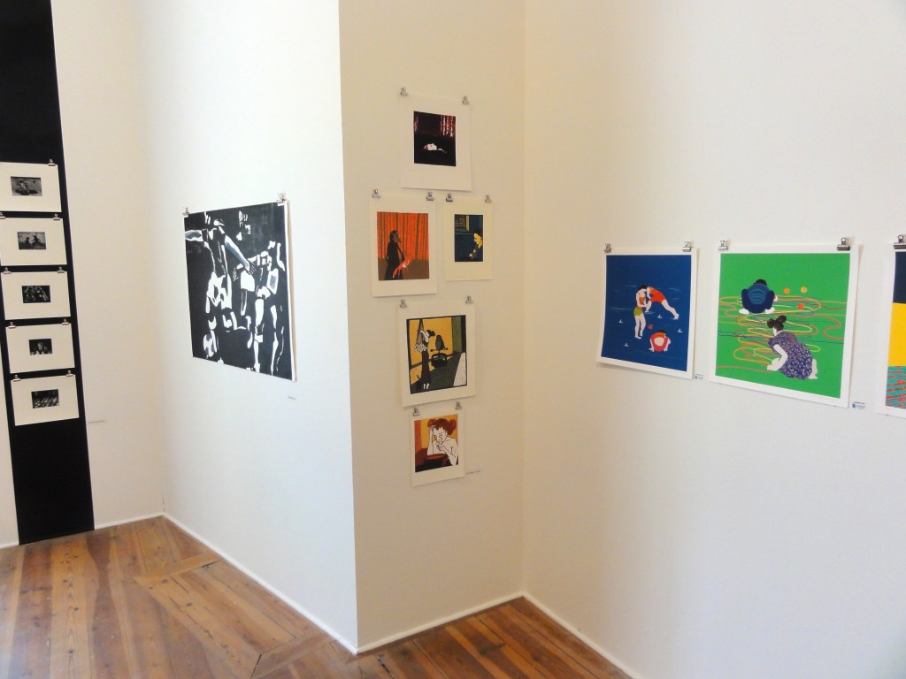 Från Uppsala Konstmuseum och trafiktriennal XV 2014